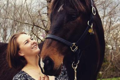 Blue Bloods thoroughbred adoption placement